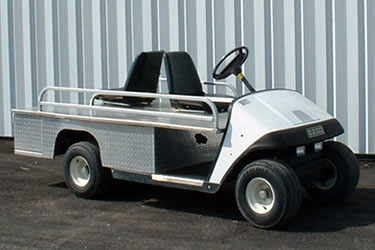 Ambulance Golf Car