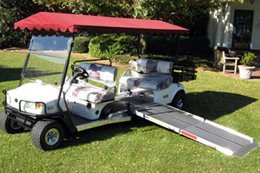 Wheelchair Accessable Golf Car